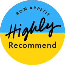 Bon Apetit Recommended